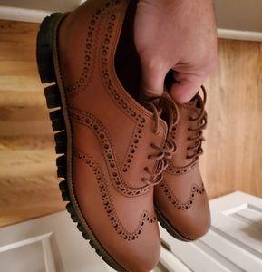 NWOT Mens Cole Haan Zero Grand shoes sz 10